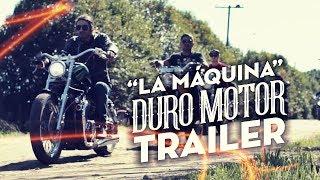 Trailer // La Máquina - Duro Motor // Caligo Films