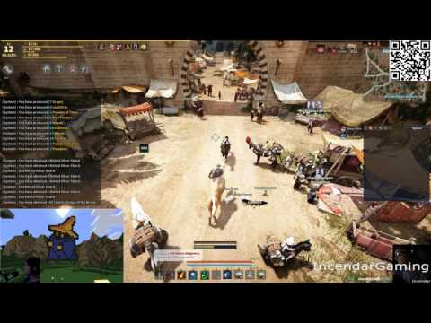Power Trading Using Command to Gather Guild Skill Black Desert Online BDO