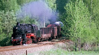 Güterzugdampflok mit drei Zylindern? Es muß nicht immer eine 44 sein!