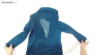 [패션플레이] F272 - 여성 바람막이 자켓 (봄/여…