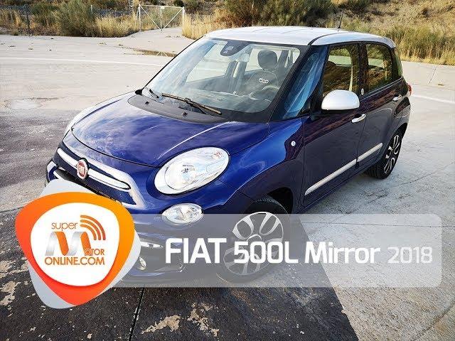 Fiat 500L 2018 / Al volante / Prueba dinámica / Review / Supermotoronline.com