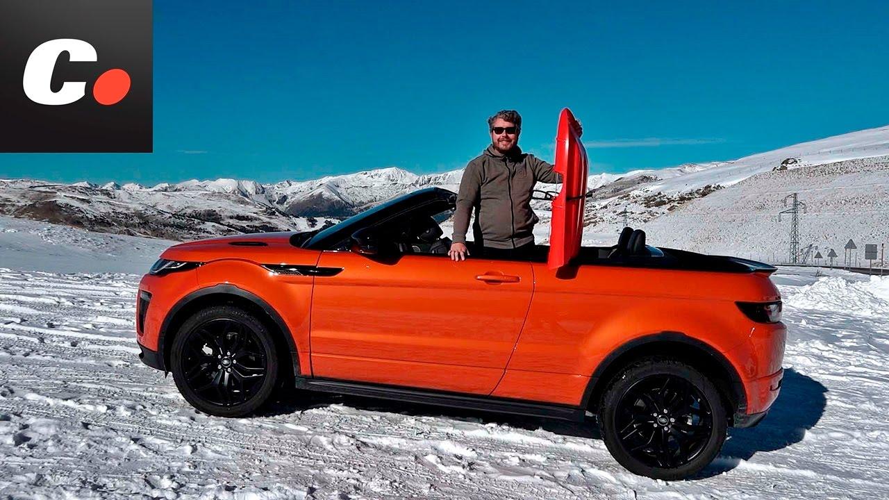 Range Rover Evoque Convertible SUV | Prueba / Test / Review en español | Coches.net
