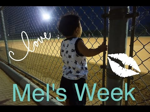 Mel's Week- 3 - Legend in fire place, P.O BOX, The Homeless - MK TV