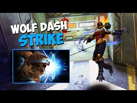¡NUEVO! WOLF DASH STRIKE   Wolfteam Latino