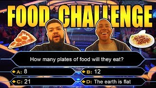 ALL YOU CAN EAT BUFFET FOOD CHALLENGE 2018