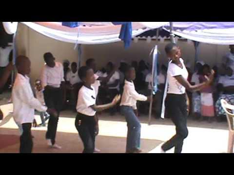 Bawku Ghana Easter Conference Worship