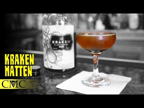 How To Make The Kraken Hatten | Kraken Black Spiced Rum