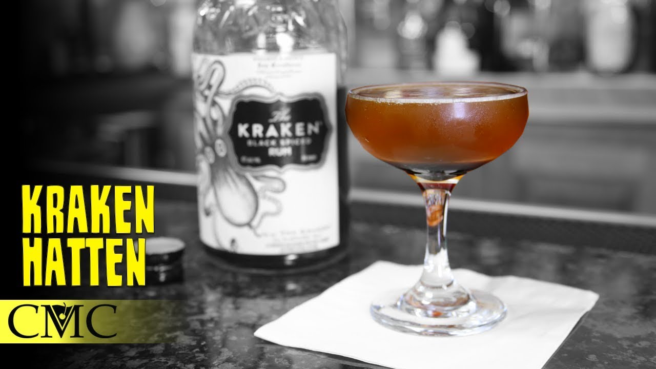 How to make the kraken hatten kraken black spiced rum - Kraken rum pictures ...