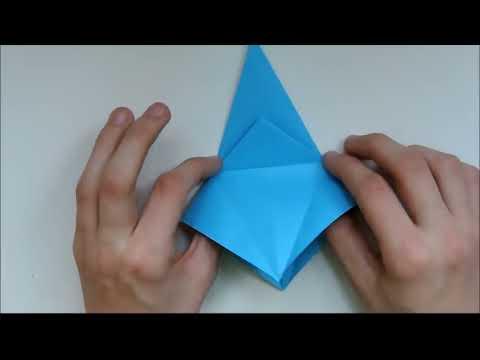 Origami Elephant Instructions Full Hd Youtube