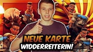 Clash Royale Deutsch Neue Karte Ram Rider Zu Stark! Heute Abend um ...