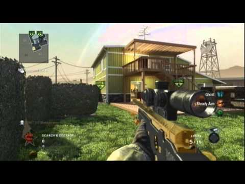 Black ops: Angry quick Scoping Kid