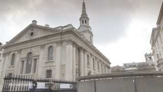 Thank you from Revd Dr Sam Wells, Vicar, St Martin-in-the-Fields