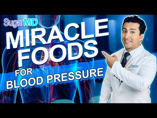 Eat These To Control Blood Pressure NATURALLY FAST!