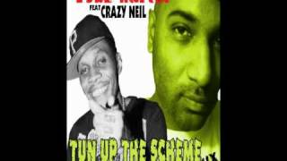 VYBZ KARTEL FEAT CRAZY NEIL - TUN UP THE SCHEME REMIX(1).avi
