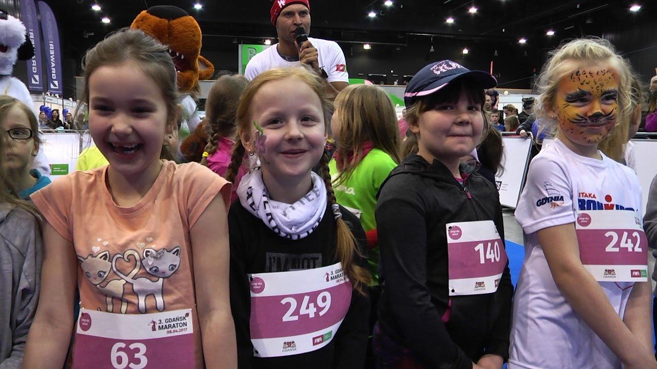 3. Gdańsk Maraton – Biegi Dzieci i Młodzieży