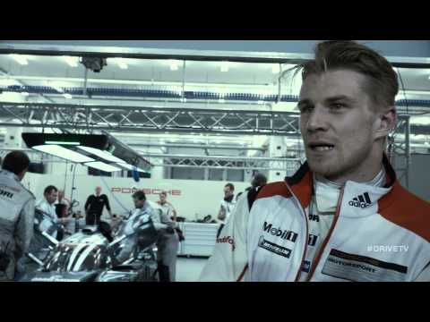 Nico Hulkenberg On Driving In F1 And Le Mans -- /DRIVE on NBC Sports Preview