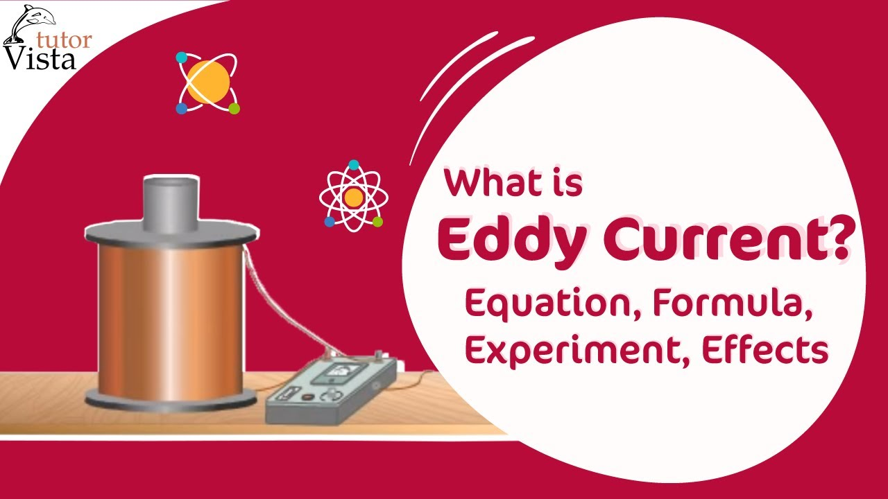 What is Eddy Current? Equation, Formula, Experiment, Effects