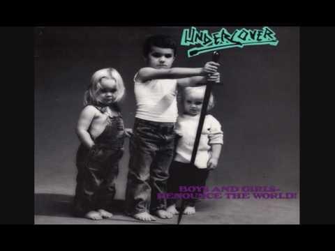 Undercover - Boys And Girls-Renounce The World! [FULL ALBUM, 1984, Christian Punk]