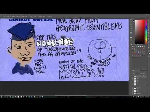 TEDxJOHANNESBURG: Art For Africa Salon -- Live Sketchnoting by Roy Blumenthal