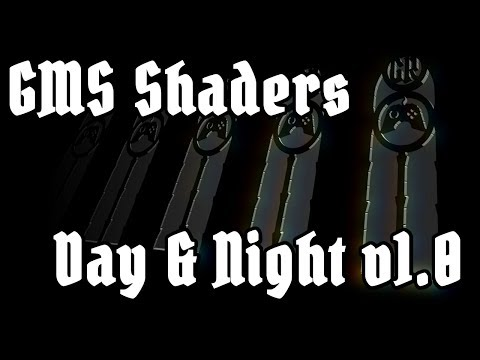 Shader Tutorial For GameMaker 08 - Day And Night Cycle - V1.0