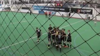 CNS Hurricanes Futsal Review | Goals and Highlights