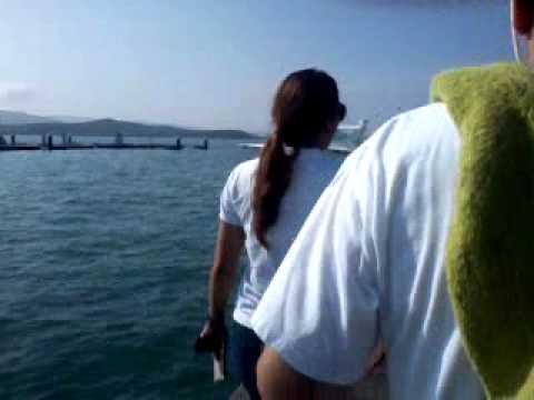 Vídeo visita voluntaria a la marina de puerto velero