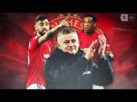 Manchester United's Formidable Run to the Quarter-Finals | The Story So Far | Emirates FA Cup 19/20