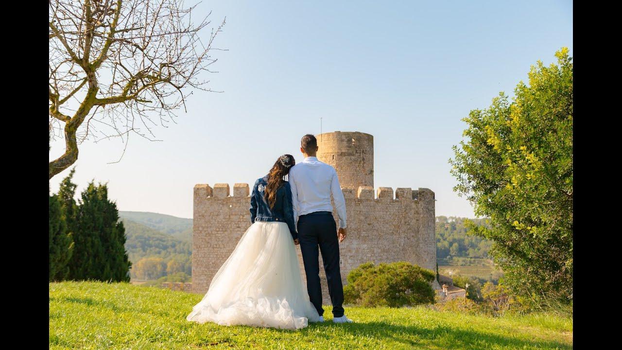 Trailer de boda Iván & Marta por Cristina Illán Fotografía