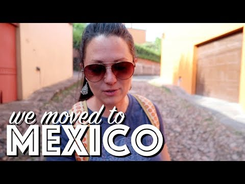 WE MOVED TO MEXICO! Saturday Market Exploring in San Miguel de Allende + What's Coming