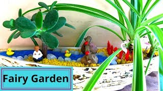 Terrarium kit https://amzn.to/31BWrUv sand for fairy garden https:/...