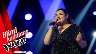 เอ็มมี่ - ใบไม้ - Blind Auditions - The Voice Thailand 2018 - 10 Dec 2018