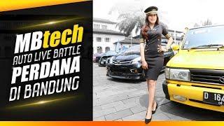MBtech Auto Live Battle Perdana di Bandung