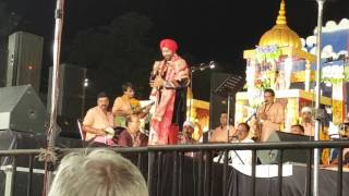AAO MAAT JI LIVE BY MASTER BOBBY AMBALA LIVE AT CHANDIGARH ON 26 SEPT 2015
