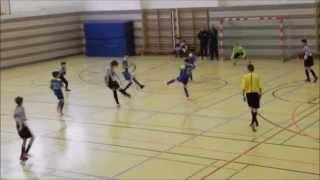 Maurice  - Torwart Goalkeeper Hallenturnier der U13 / D Jugend 2015 - Ingolstadt