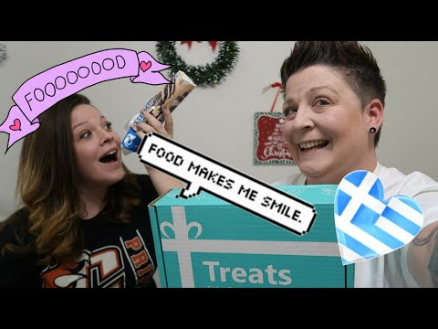 Americans Try Greek Food - Food From Greece (trytreats.com)