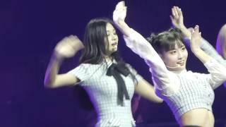 "190119 Music Bank Hong Kong TWICE ""What is Love?"" HD fancam"