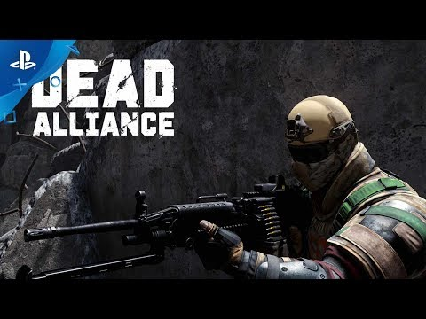Dead Alliance: Multiplayer Edition Youtube Video