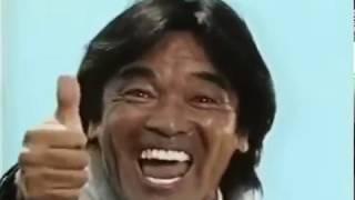 マグナムドライcm 2000年 高橋克典 松崎しげる.