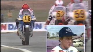1983 500cc Australian Motorcycle Grand Prix Bathurst
