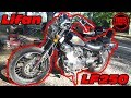 Traded For A 250cc V Twin Motorcycle & Lost - Lifan LF250