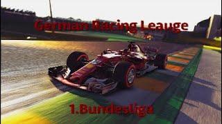 F1 2017 | GRL 1.Bundesliga | S2 #10 | Silverstone | Highlights