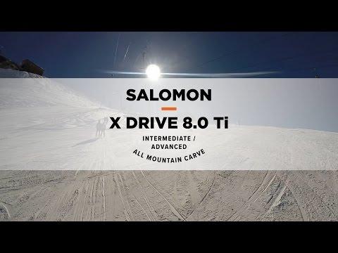 Salomon SMax 10 2018 2019 Ski Review   Ellis Brigham YouTube