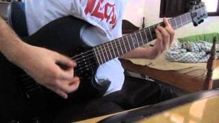 Autopilot Off - Raise your Rifles ( guitar cover ) Jp