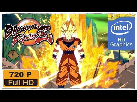 Dragon Ball FighterZ Gameplay HD Graphics 4600 ( Elano Oliveira)