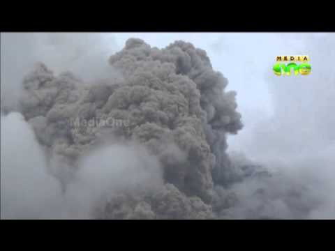 Mount Sinabung volcano eruption kills 16 in Indonesia