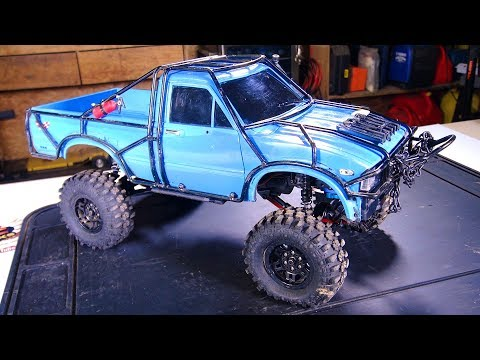 RC ADVENTURES - Portal Axles: What Are They?! Install on my Trail Finder 2 RC4WD