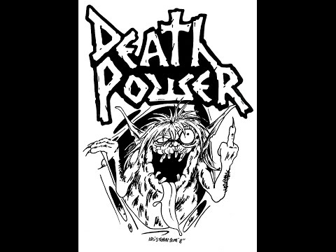 DEATH POWER (Fr) Rehearsal  1988