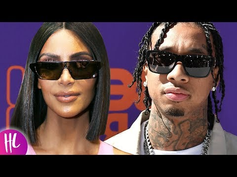 Kim Kardashian & Tyga React To Soulja Boy Diss | Hollywoodlife