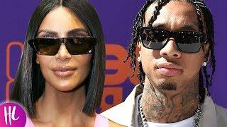Kim Kardashian & Tyga React To Soulja Boy Diss | Hollywoodlife