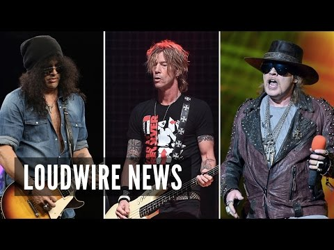 Guns N' Roses Reveal Cities for 2016 North American Summer Tour